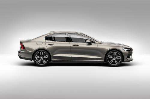 78 New Volvo S60 2019 Hybrid Photos