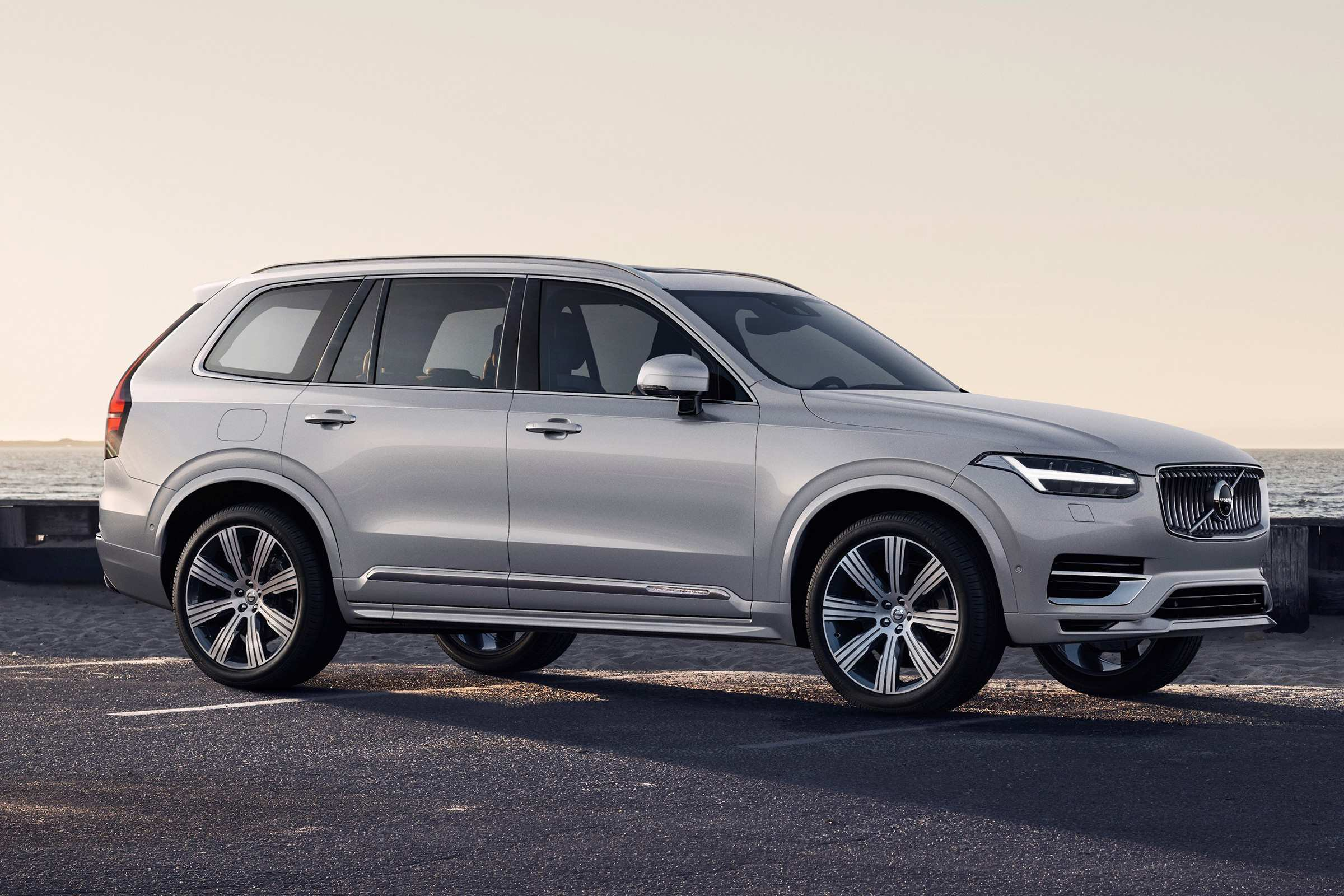 78 New Volvo Xc90 Facelift 2020 Uk Performance