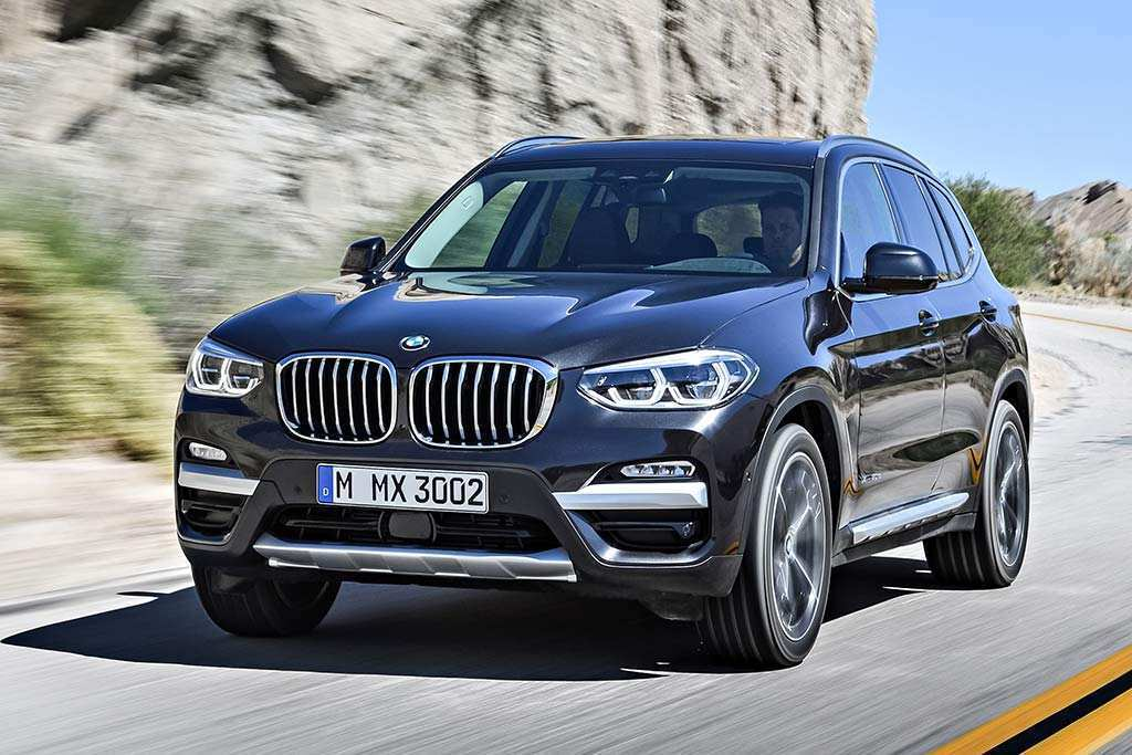 78 The 2019 BMW X3 Price