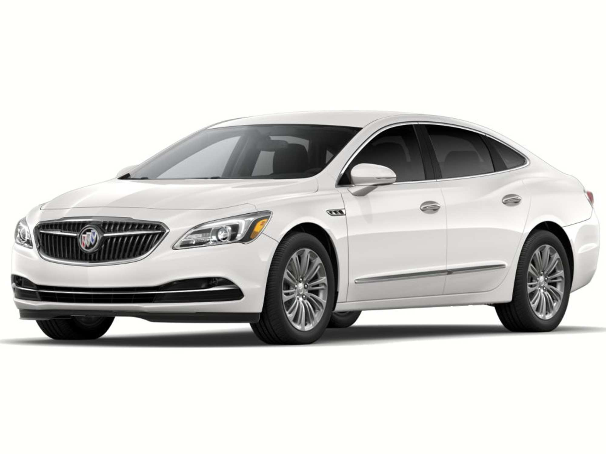 78 The 2019 Buick LaCrosses Ratings