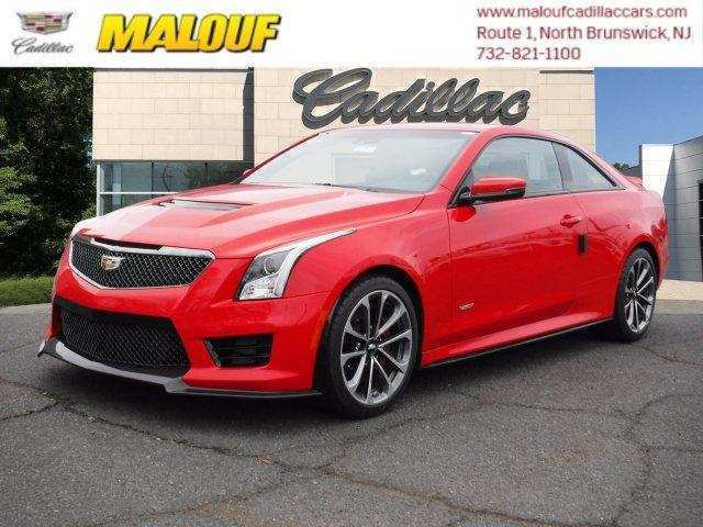 78 The 2019 Cadillac ATS V Coupe Spesification