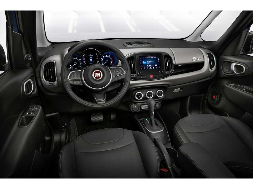 78 The 2019 Fiat 500L Performance And New Engine