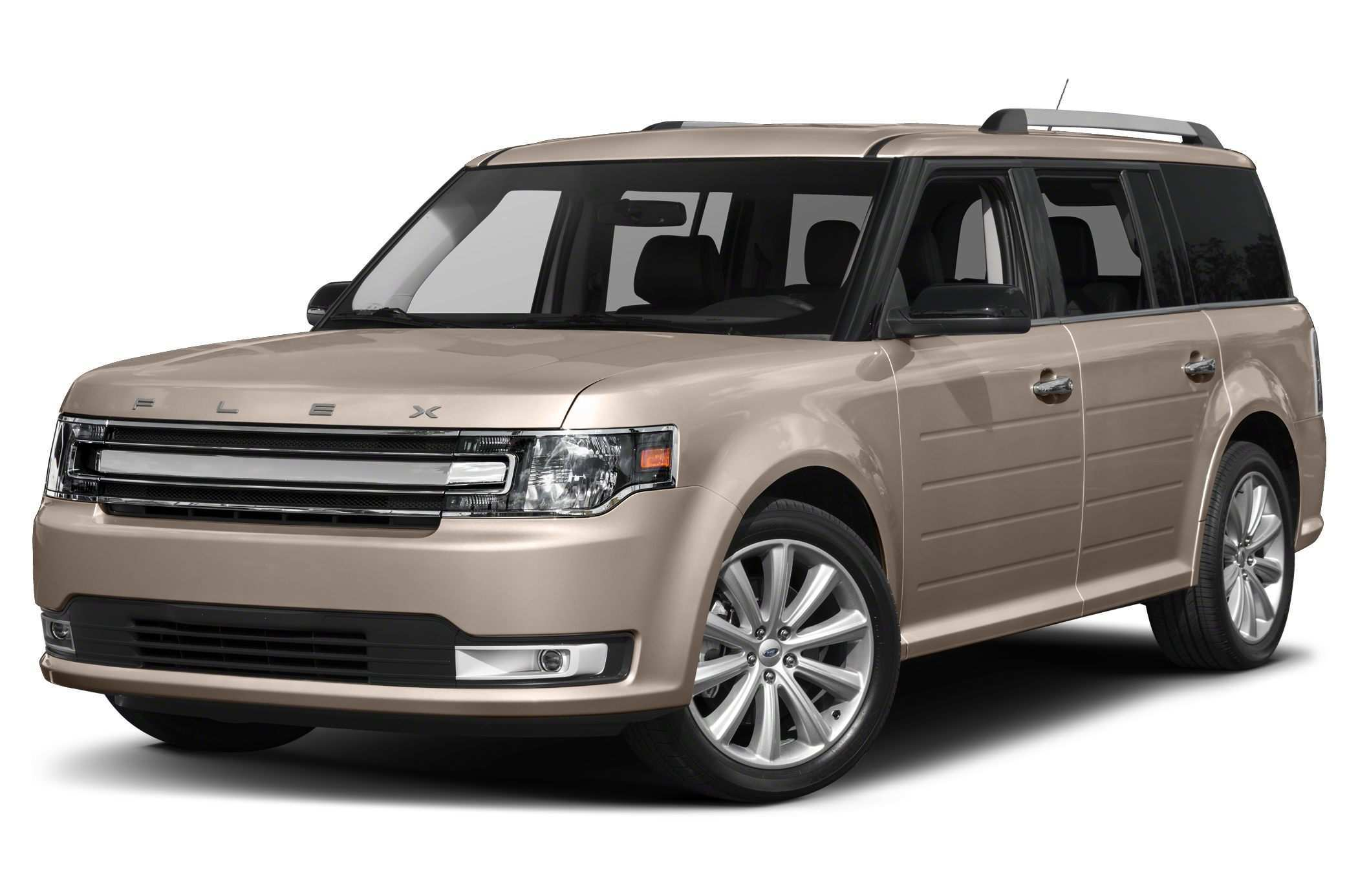 78 The 2019 Ford Flex S Engine