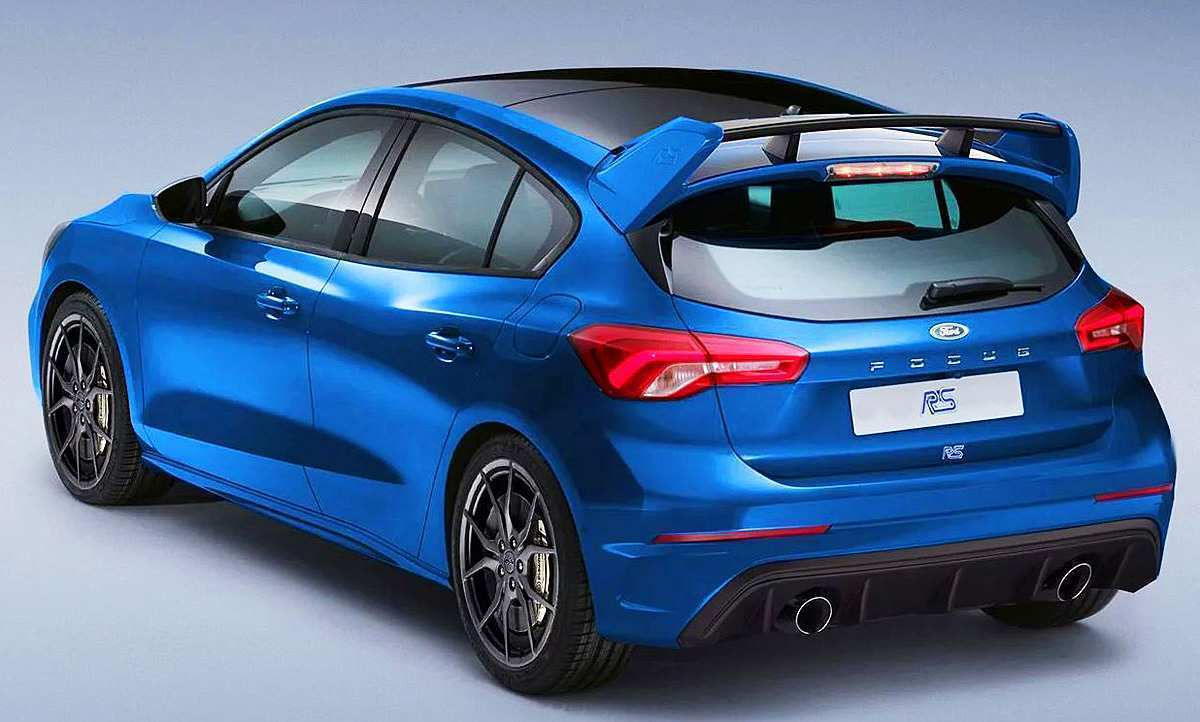 78 The 2019 Ford Focus Rs St Release