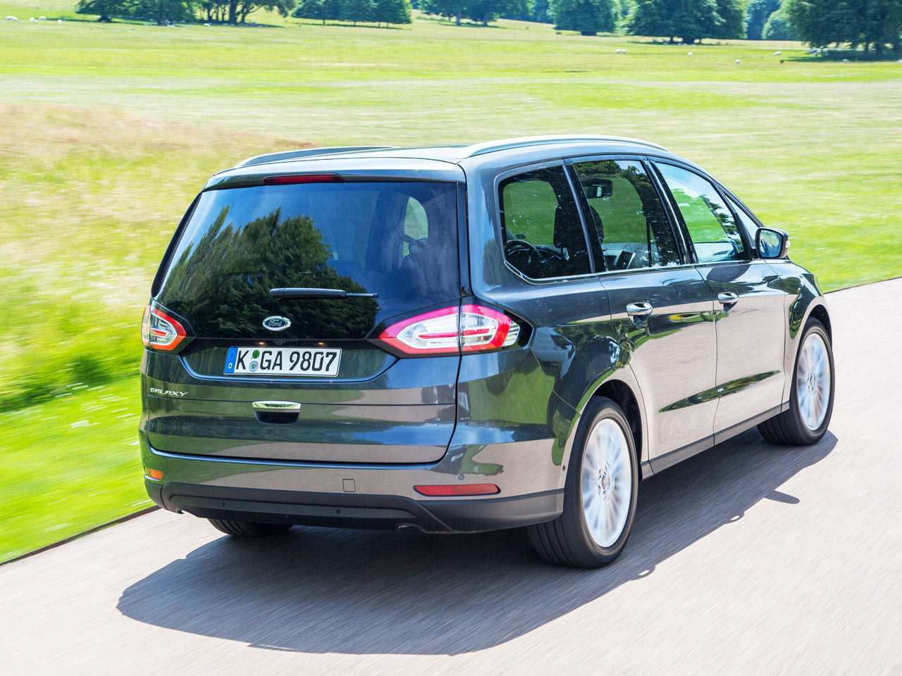 78 The 2019 Ford Galaxy New Review