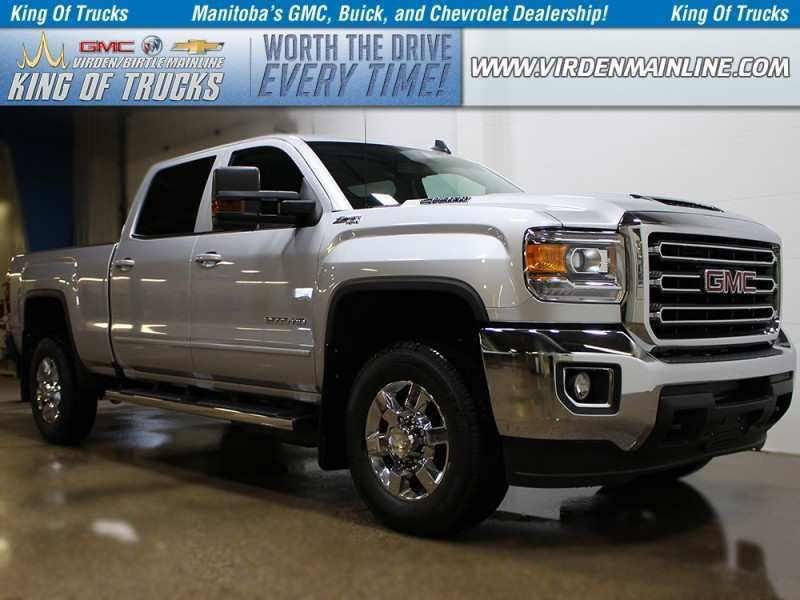 78 The 2019 GMC Sierra 2500Hd Release Date And Concept
