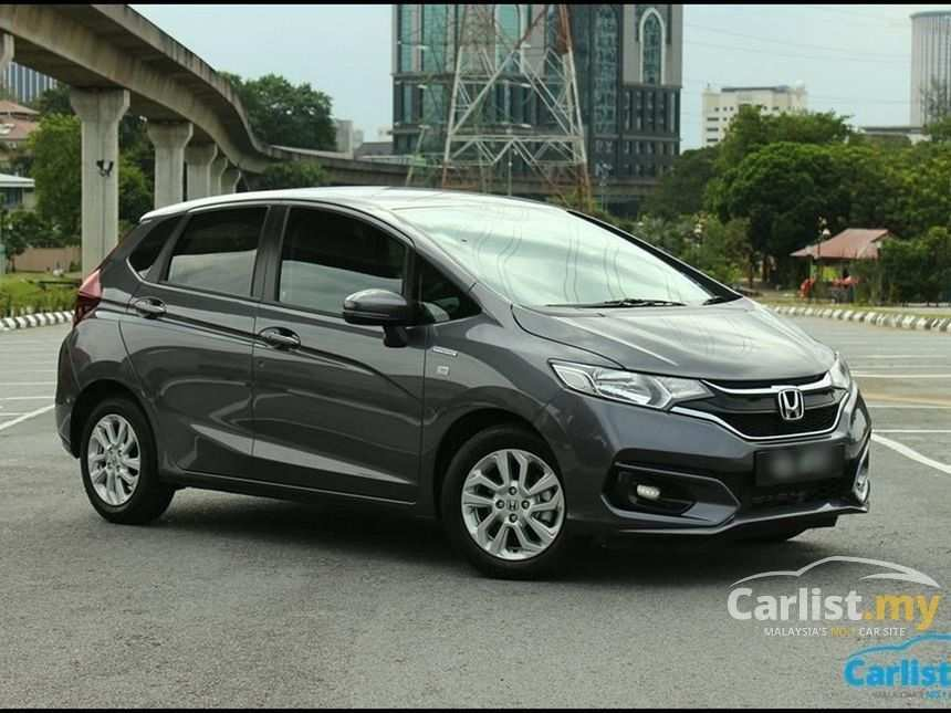 78 The 2019 Honda Jazz Picture