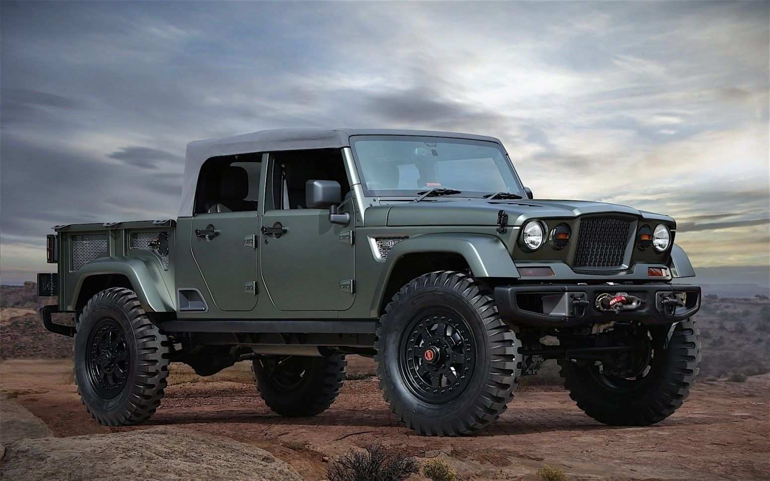 78 The 2019 Jeep Gladiator Release Date