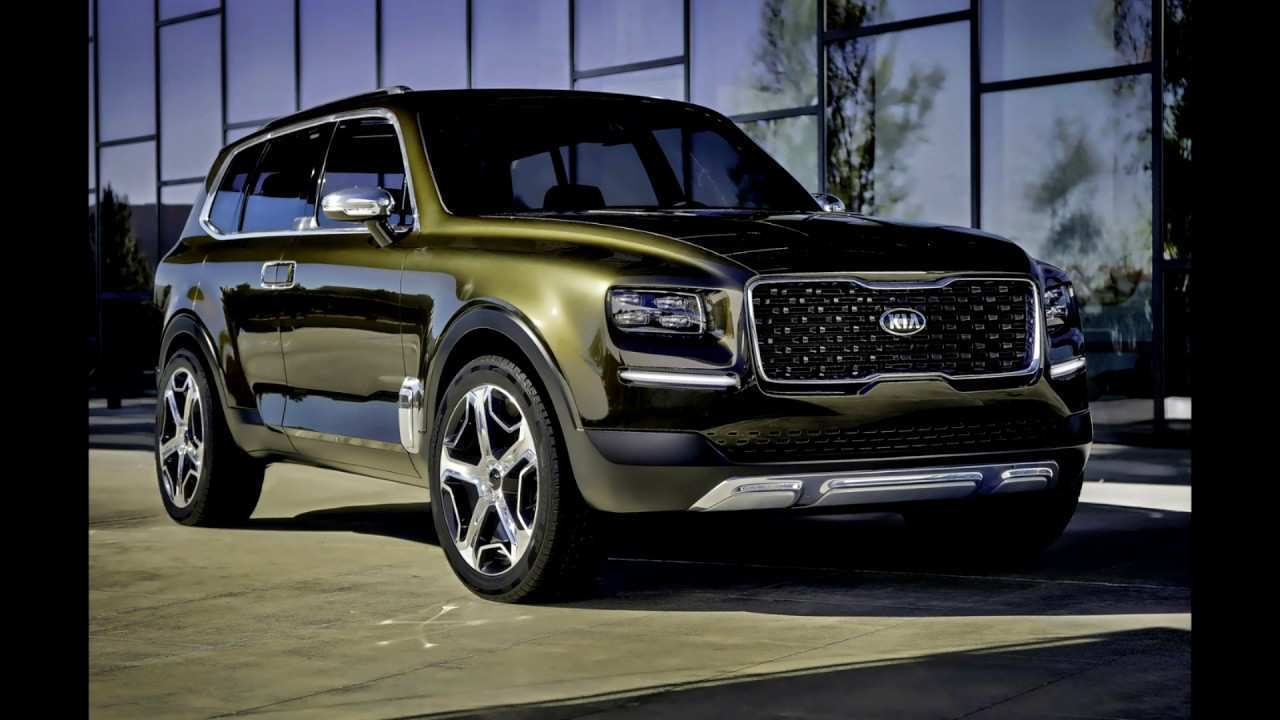 78 The 2019 Kia Mohave Prices