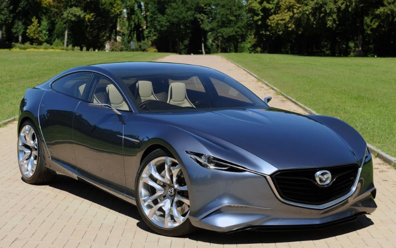 78 The 2019 Mazda 6 Coupe Concept And Review