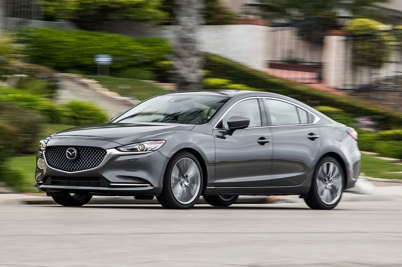 78 The 2019 Mazda 6 Turbo 0 60 Spesification