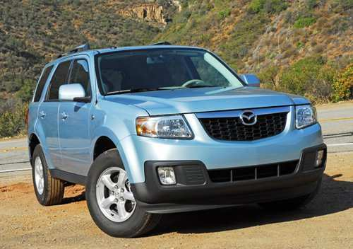 78 The 2019 Mazda Tribute Overview
