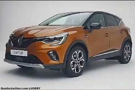 78 The 2019 Renault Megane SUV Release Date