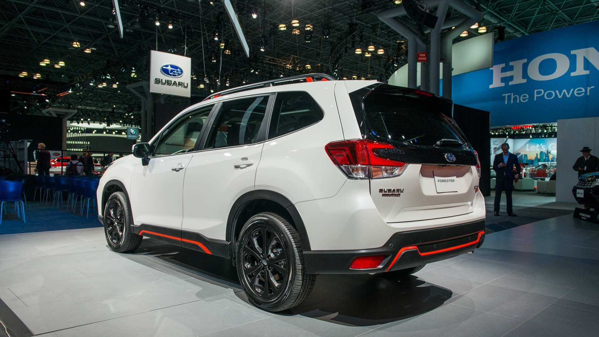78 The 2019 Subaru Forester Sport Price and Release date