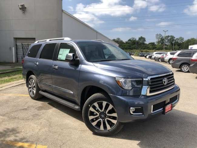 78 The 2019 Toyota Sequoia Pictures