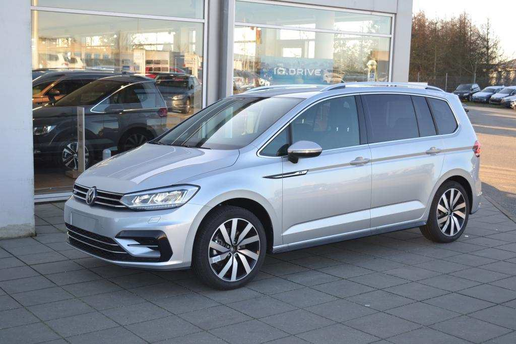 78 The 2019 VW Touran New Model And Performance