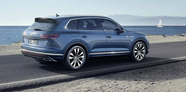 78 The 2019 Volkswagen Touareg Redesign