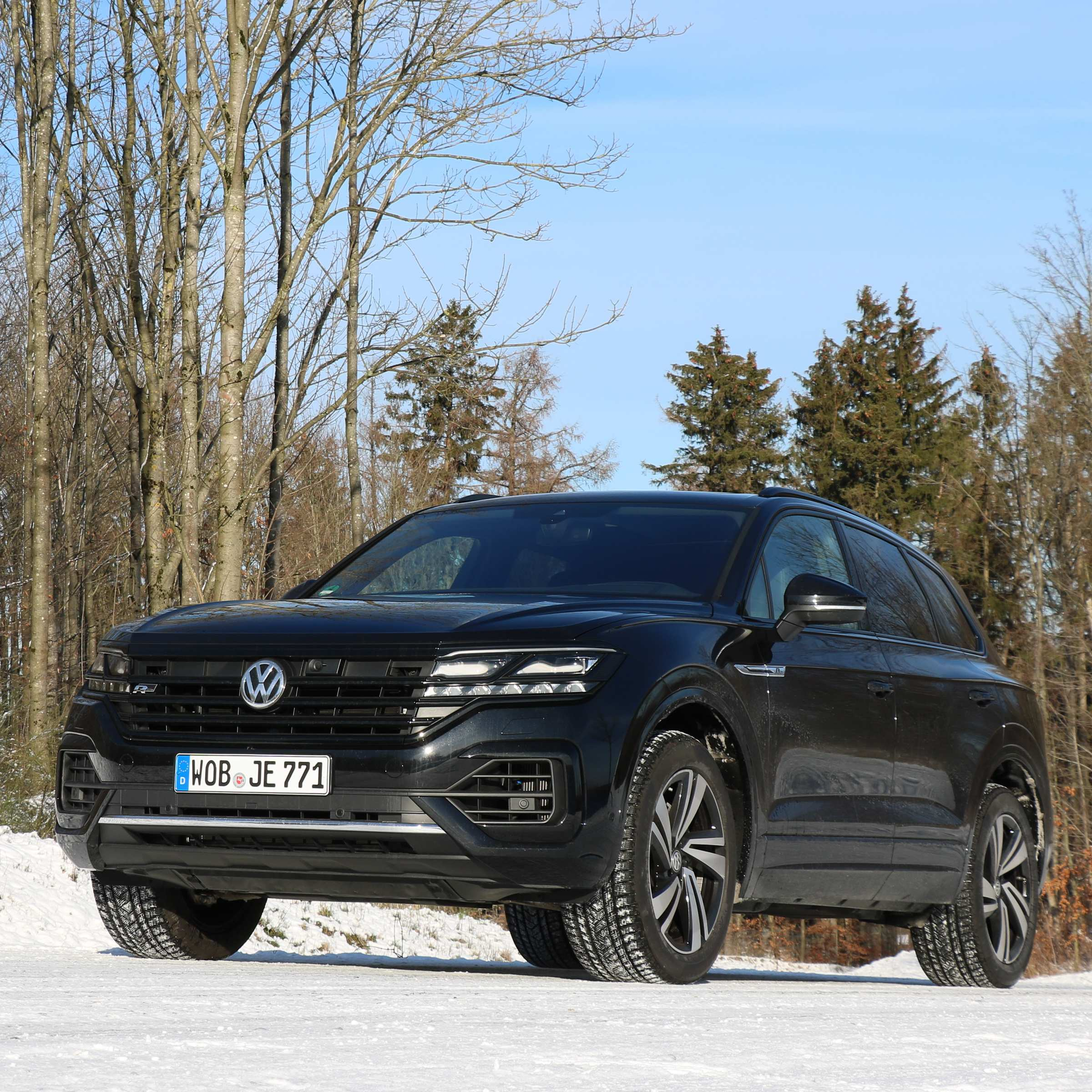 78 The 2019 Vw Touareg Tdi Images