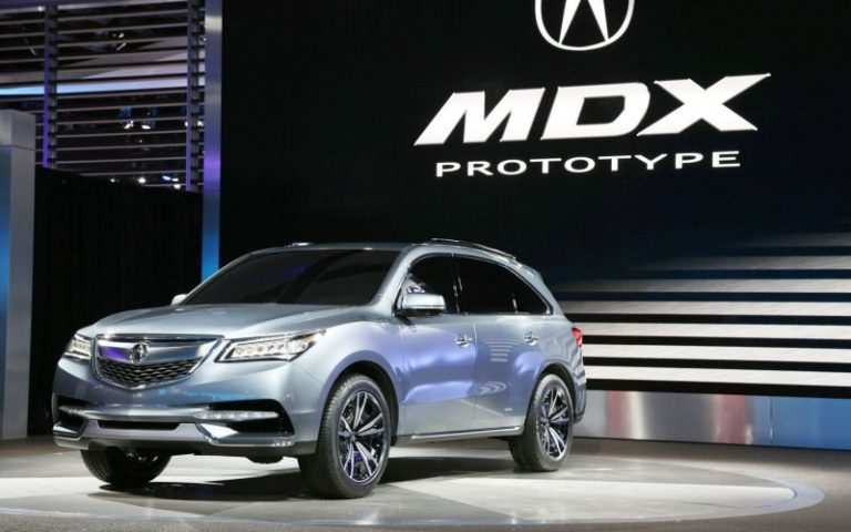 78 The 2020 Acura MDX Hybrid Performance
