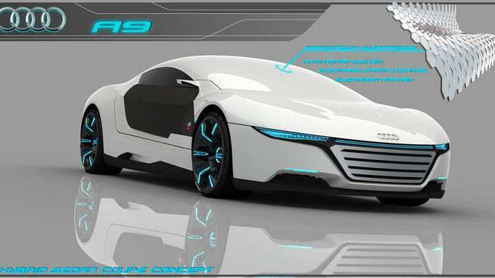 78 The 2020 Audi A9 Concept Redesign And Concept