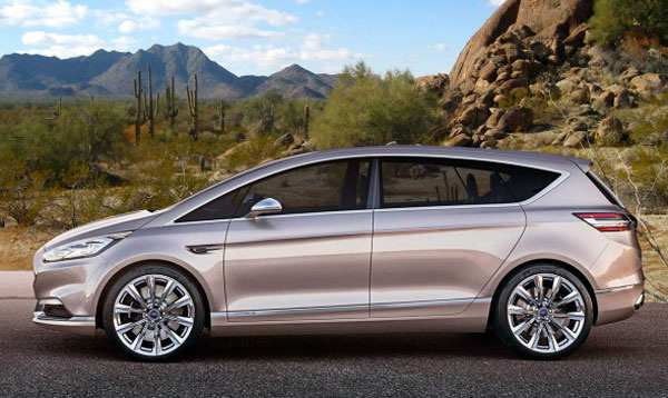 78 The 2020 Ford S Max Performance