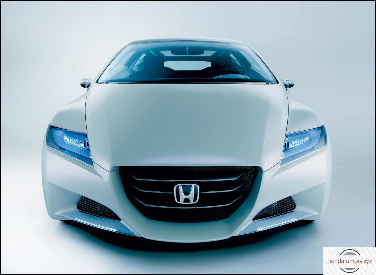 78 The 2020 Honda Crz Exterior