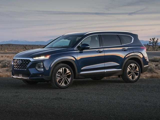 78 The 2020 Hyundai Santa Fe Release Date Ratings