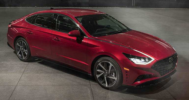 78 The 2020 Hyundai Sonata Build Redesign And Review