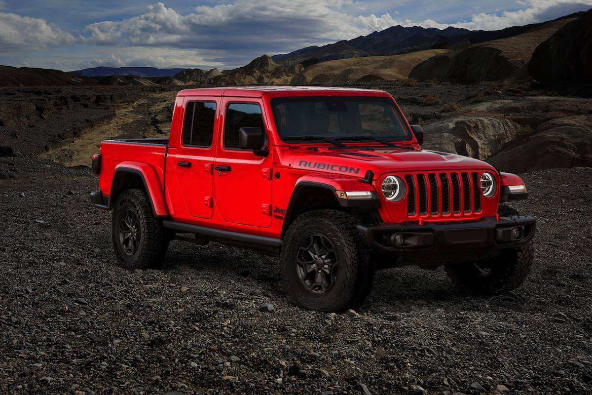78 The 2020 Jeep Gladiator Fuel Economy Images