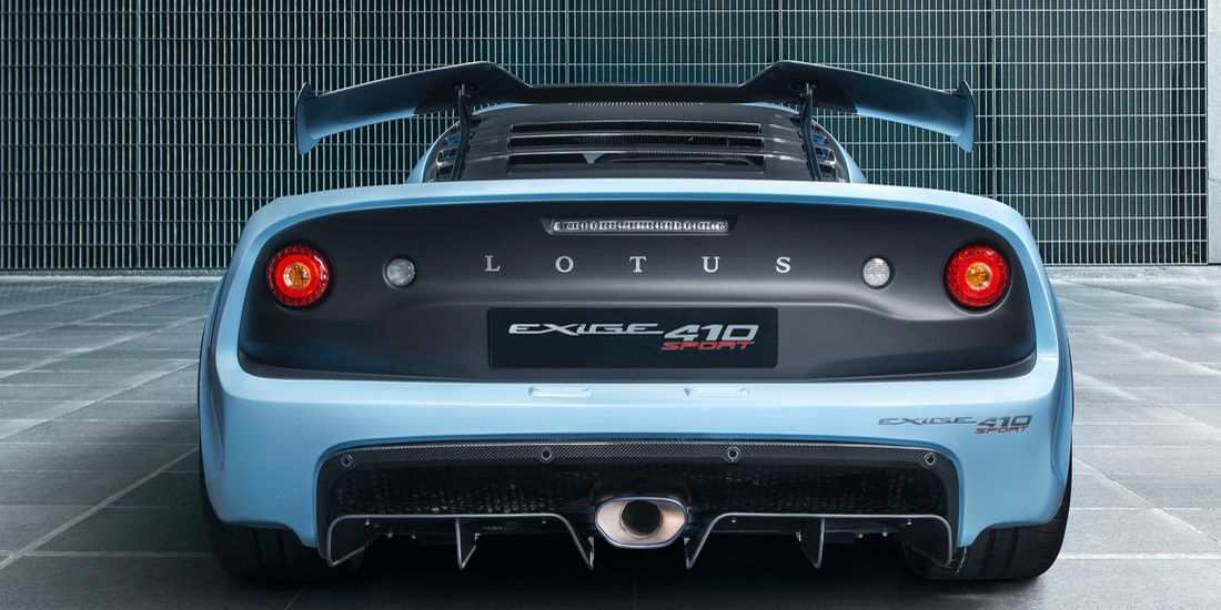 78 The 2020 The Lotus Evora Research New