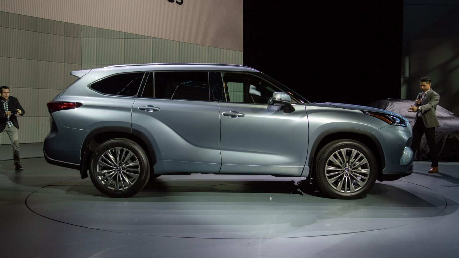 78 The 2020 Toyota Highlander Spesification