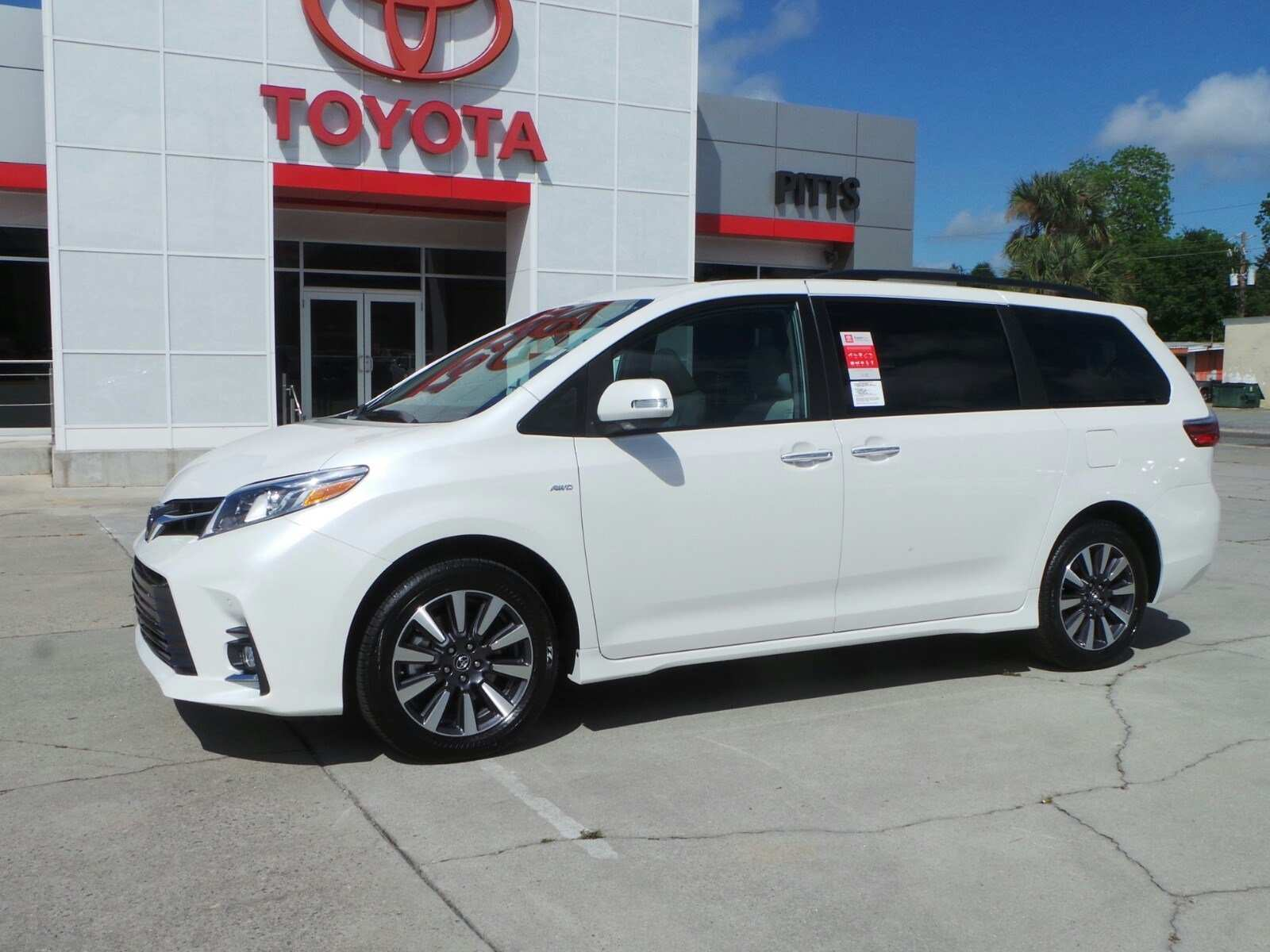 78 The 2020 Toyota Sienna Specs