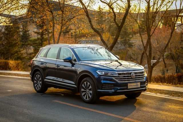 78 The 2020 VW Touareg Reviews