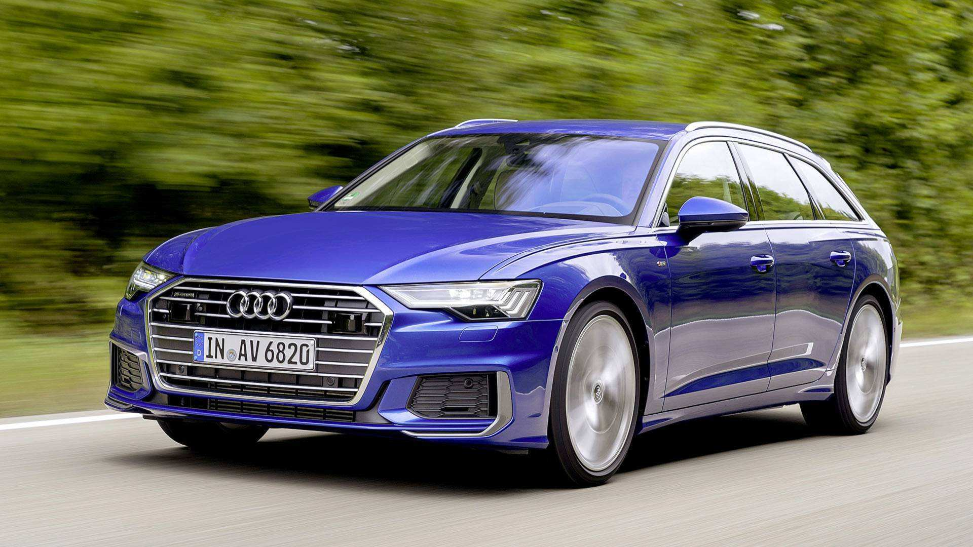 78 The Best 2019 Audi A6 Comes New Review