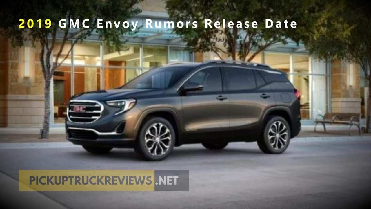78 The Best 2019 GMC Envoy Model
