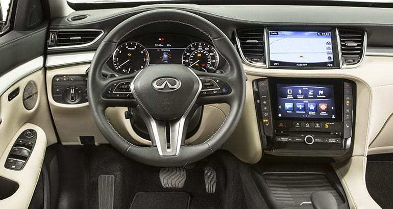 78 The Best 2019 Infiniti Interior Wallpaper