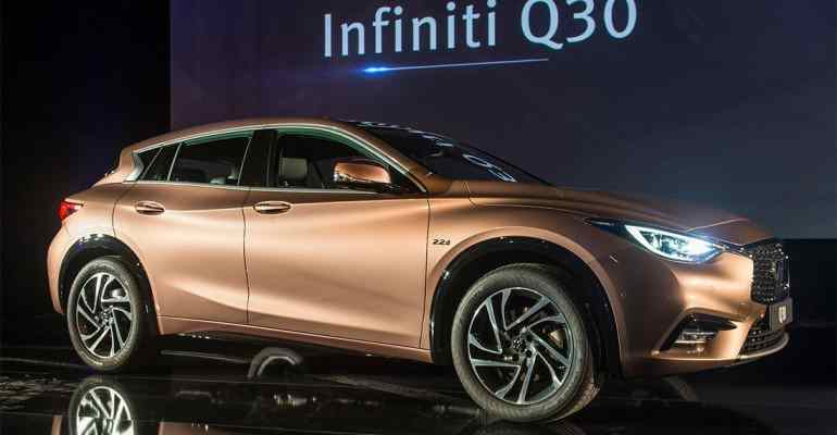 78 The Best 2019 Infiniti Q30 Redesign And Concept