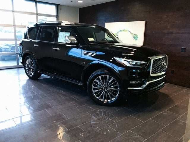 78 The Best 2019 Infiniti QX80 Review And Release Date
