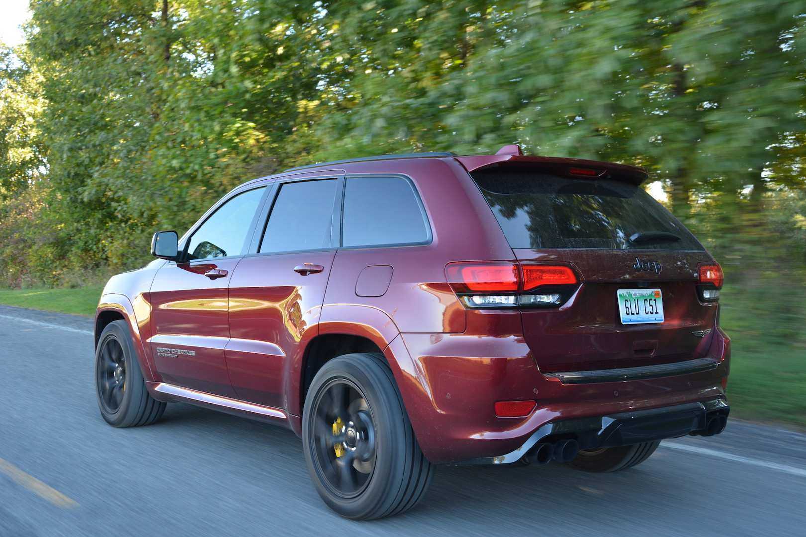 78 The Best 2019 Jeep Grand Cherokee Trackhawk First Drive