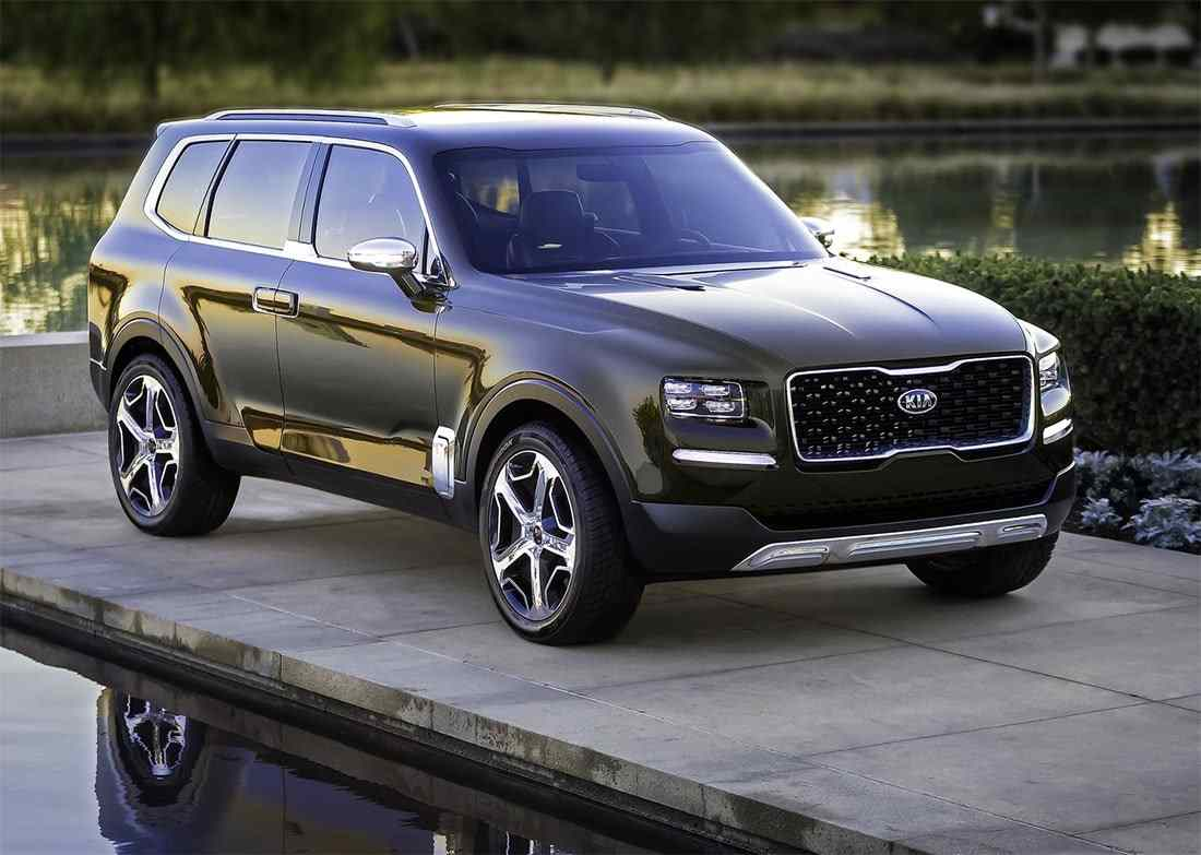 78 The Best 2019 Kia Mohave Specs