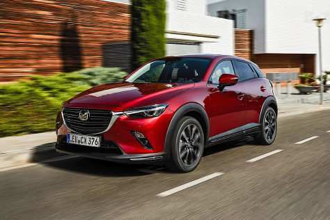 78 The Best 2019 Mazda CX 3 Release Date And Concept