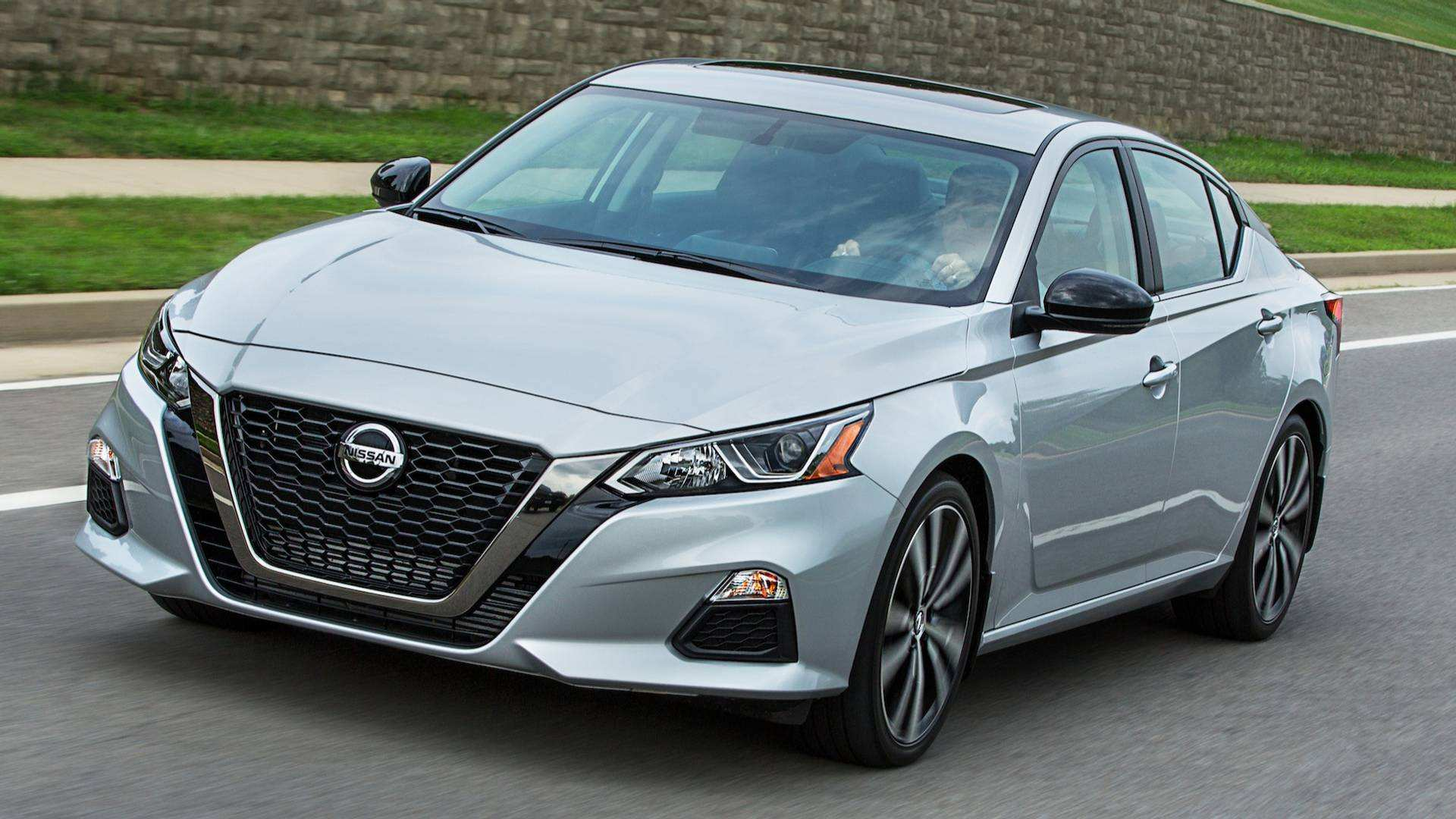 78 The Best 2019 Nissan Altima Engine First Drive