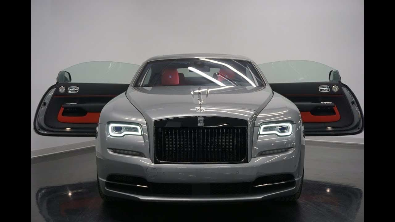 78 The Best 2019 Rolls Royce Wraith Performance And New Engine