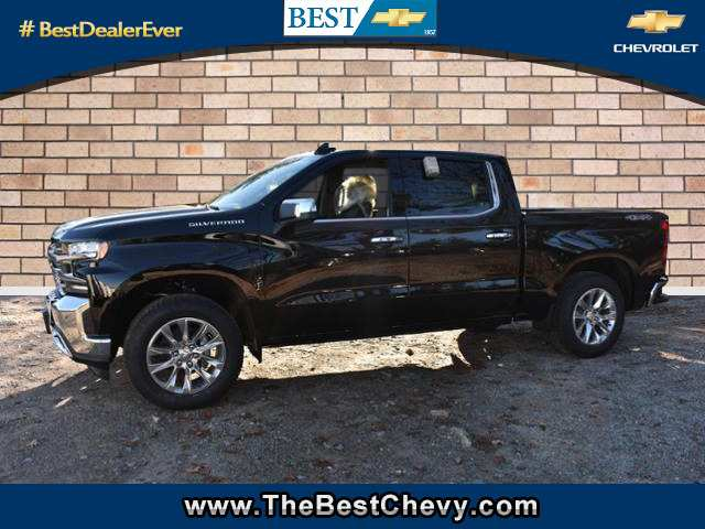 78 The Best 2019 Silverado 1500 Price Design And Review