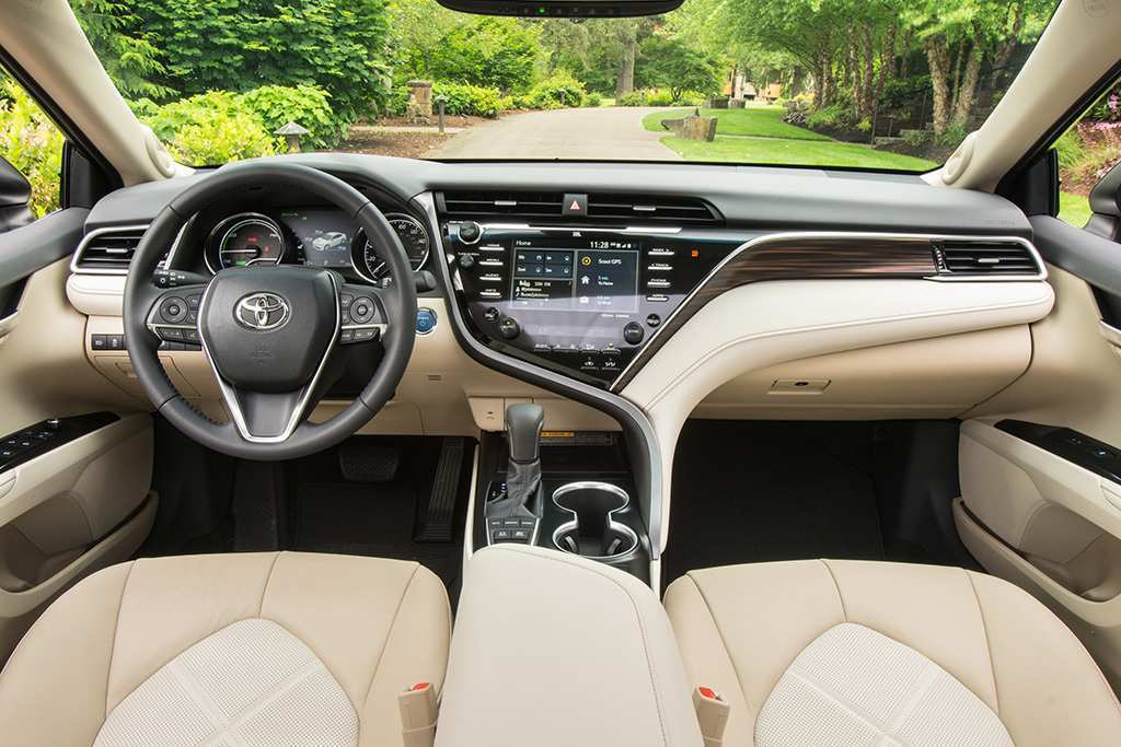 78 The Best 2019 Toyota Camry Se Hybrid Engine