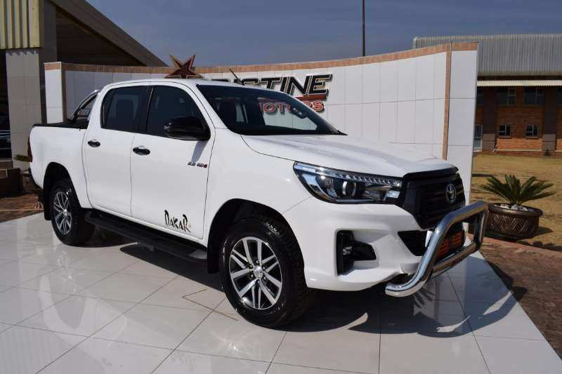 78 The Best 2019 Toyota Hilux Redesign