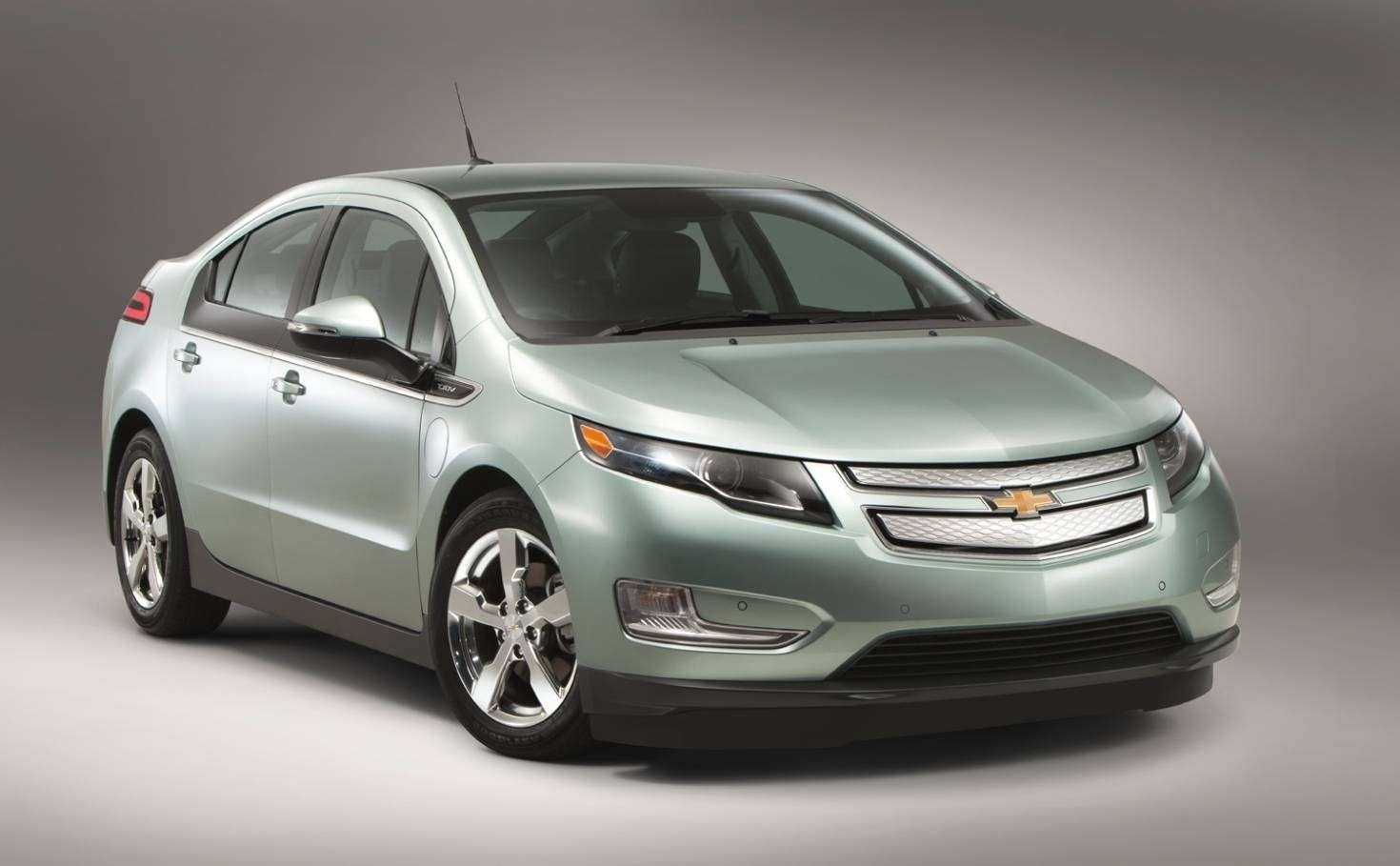 78 The Best 2020 Chevy Volt Redesign And Concept