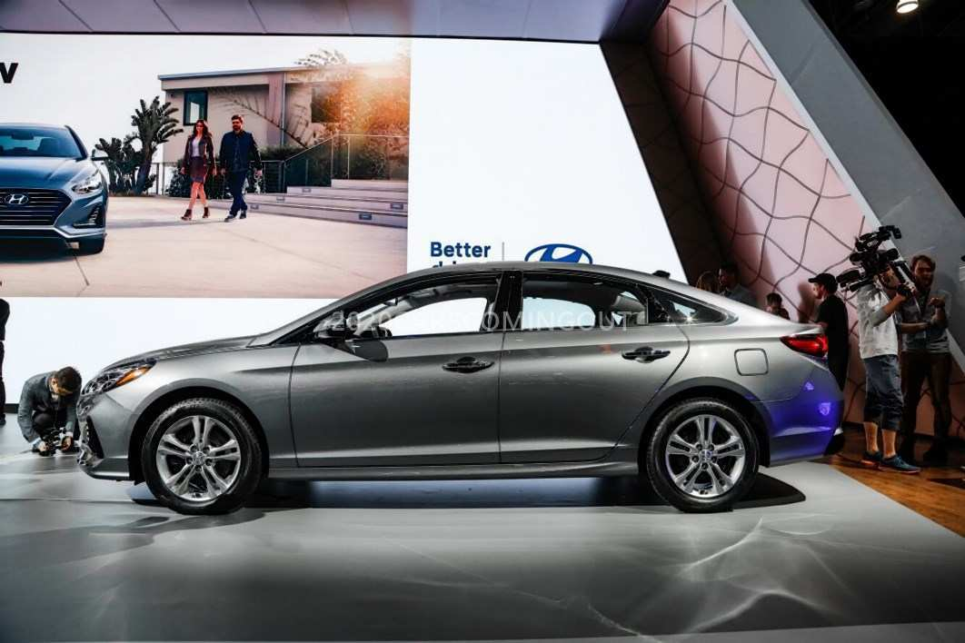 78 The Best 2020 Hyundai Sonata Release Date Exterior And Interior