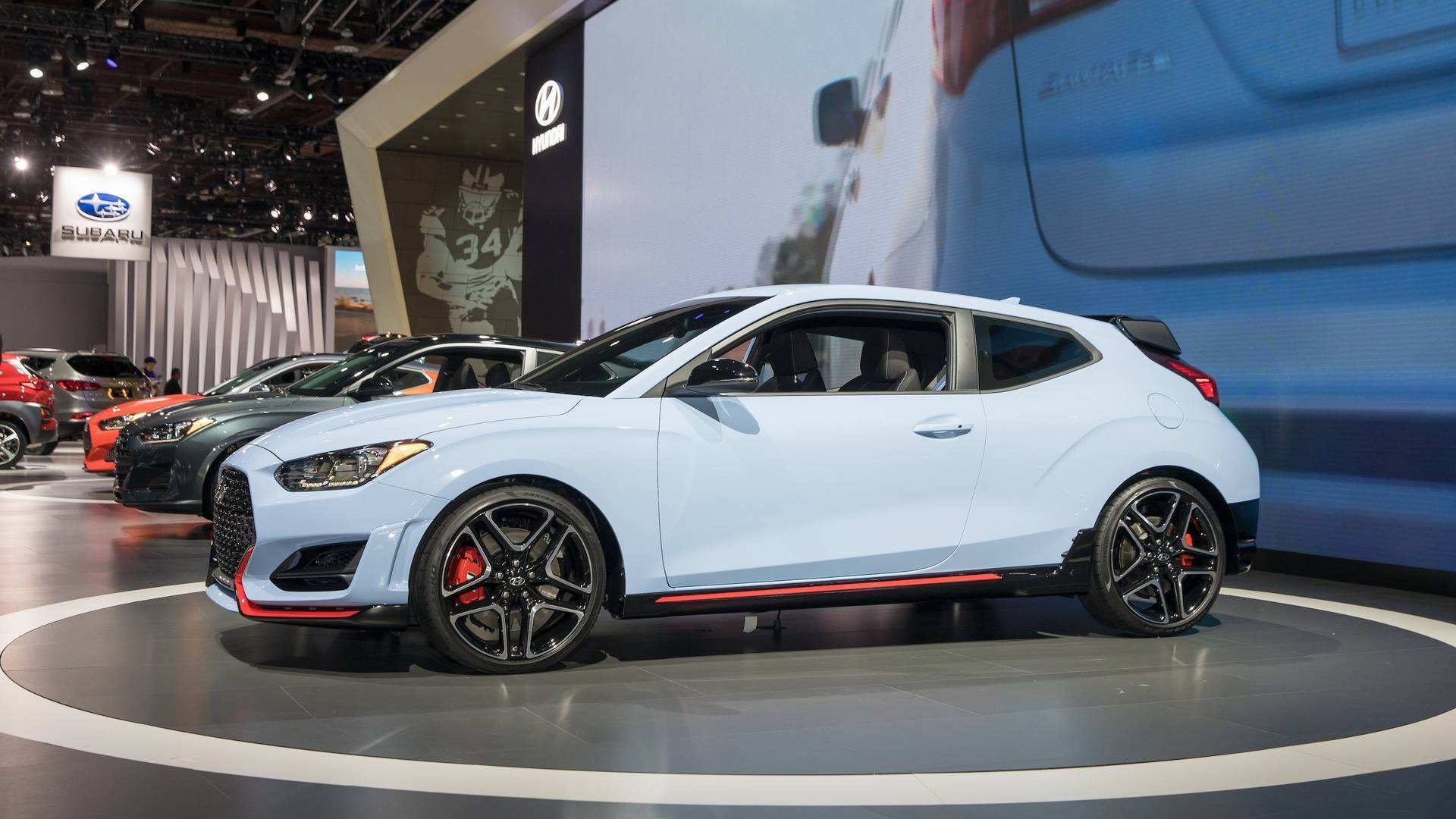 78 The Best 2020 Hyundai Veloster Exterior And Interior