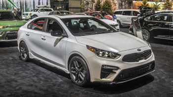 78 The Best 2020 Kia Forte Interior